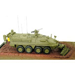 Military vehicle 1/10th scale